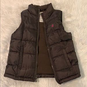 Old navy girls vest